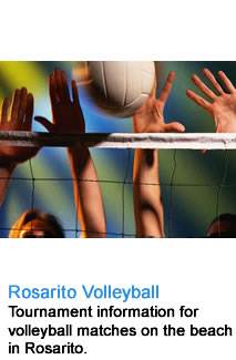 Rosarito Volleyball
